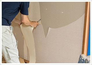 防カビ塗装